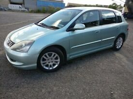 HONDA CIVIC 1.6 EXECUTIVE