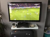 42inch LG Flat Screen HD TV - optional with sky box. Available from Jan 28th