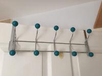 Over Door Hanger - Turquoise