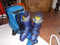 Lange mens ski boots