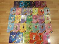 33 Rainbow Magic books