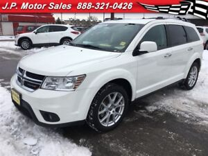 2017 Dodge Journey GT, Automatic, Leather, Bluetooth, AWD