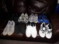 JOBLOT/ CARBOOT FOOTWEAR aprox 60 pairs