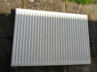 Radiator single panel convector. 1000w x 700h for central heating - BH5 Pokesdown