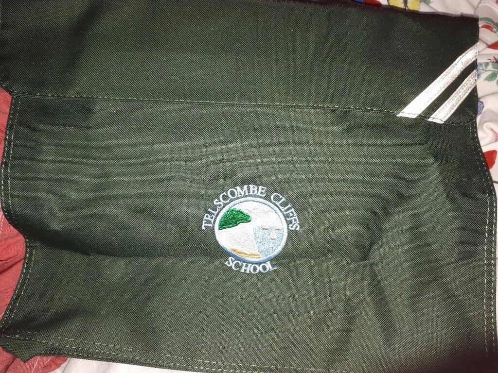 Telscombe cliffs book bag like new