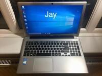 i3 6GB Ram Fast Like New Slim Acer HD Laptop Massive 500GB,Window10,Microsoft office,Ready to use