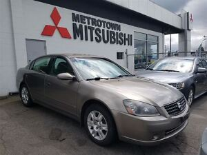 2006 Nissan Altima 2.5 S; Local vehicle!