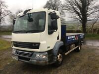 Daf 15 ton lorry 8 stud truck
