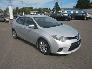 2014 Toyota Corolla EQUIPE COMPLET