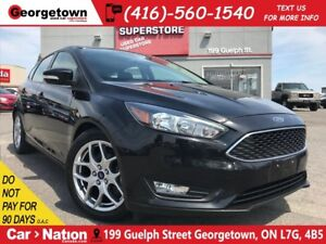 2015 Ford Focus SE | BLUETOOTH | BACK UP CAM | ALLOYS |