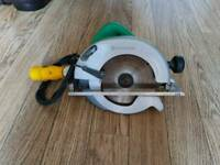Hitachi C7U 185mm circular saw