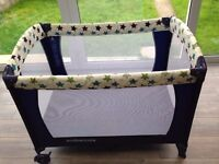 Mothercare Classic Travel Cot Starlight in BS3 area of Bristol