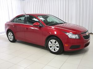 2012 Chevrolet Cruze LT TURBO SEDAN WITH CRUISE CONTROL, KEYLESS