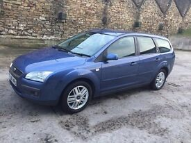 2006 Ford Focus 1.6 Tdci Ghia Full Mot Full Service History Nice Clean And Tidy Car Hpi Clear