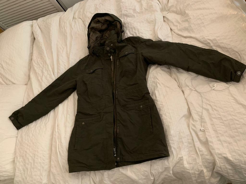 11e9afbc2 Outdoor winter jacket -Quechua Size M- good status used in very low  temperature | in Hackney, London | Gumtree