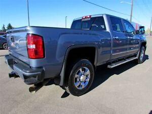 2016 GMC Sierra 3500HD Denali 4x4 Crew Cab DIESEL Fully Loaded