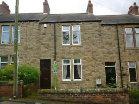Cosy 2 Bedroom Terrace with Extensive Garden and Double Garage for Rent