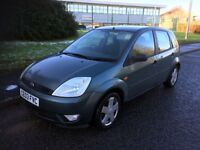 Ford Fiesta 1.4 Zetec, MOT JULY 2018, Good running car, 5 door, Good condition all around
