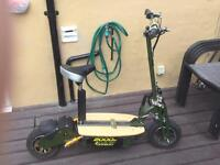 Electric scooter 2000w 60v hyper power sports
