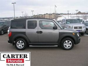 2005 Honda Element Y-Package + RARE + LOW KM
