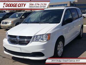 2014 Dodge Grand Caravan SXT Stow N Go | FWD