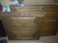 kitchen cabinet doors only solid polished wood nice tone doors