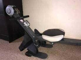 Pro fitness rowing machine with display Can deliver