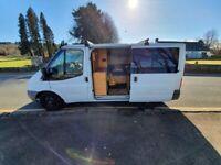 2012 Ford Transit Camper, Manual, 2198 (cc)