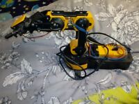 Robotic arm: buil d your own robot