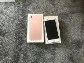 APPLE IPHONE 7 128GB UNLOCKED EXCELLENT CONDITION