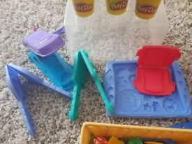 PLAYDOH BUNDLE FOR SALE 25.00
