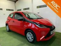 2017 Toyota Aygo 1.0i VVTI 5 Door **Finance & Warranty** (C1,107,ka,yaris)