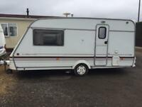 2 BERTH LIGHTWEIGHT SWIFT WITH END BATHROOM AND WE CAN DELIVER PLZ VIEW