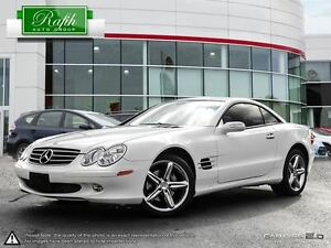 2006 Mercedes-Benz SL500 -