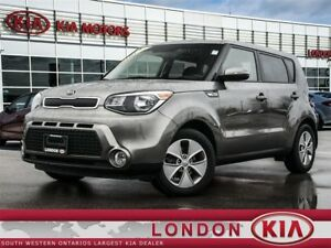 2015 Kia Soul LX+ BLUETOOTH, HEATED SEATS, A/C