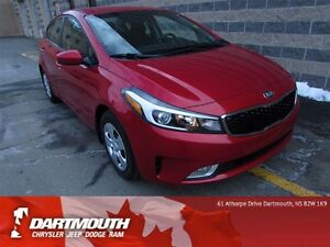 2017 Kia Forte BASE/HTD SEATS/BACK UP CAMERA