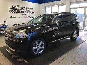 2012 Dodge Durango Citadel Leather Sunroof Hemi Nav
