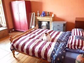 Large Room in the West End with a King-Size Bed - All Inclusive Rent
