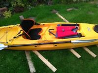 Kayak Venture Islay 14 sit on top. Great Condition.