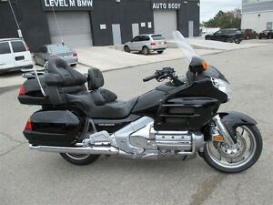 2002 honda GL1800 Goldwing Touring