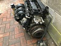 Ford Focus MK2 1.6 petrol engine VVT