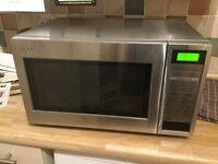 Sharp 900 Watt Microwave oven