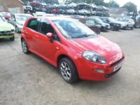 FIAT PUNTO GBT - MW64VVK - DIRECT FROM INS CO