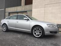 AUDI A6 2.7 TDI AUTO 7 SPEED*PADDLE*STUNNING!*ONLY 105K*FSH*PRISTINE!a4,Bmw,merc,a5,vw,coupe
