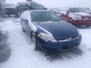 2006 Chevrolet Impala just in for parts @ PICnSAVE Woodstock ws4491