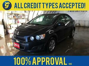 2015 Chevrolet Sonic LT*REMOTE START*BLUETOOTH PHONE/AUDIO*BACK