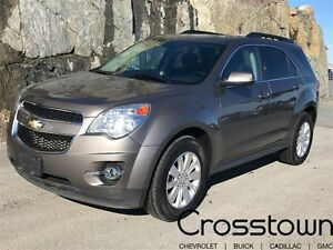 2011 Chevrolet Equinox 2LT/BACKUP CAM/BLUETOOTH/HEATED SEATS