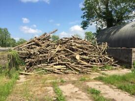 Sticks timber firewood for sale