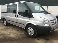 2013 TRANSIT MWB LOW ROOF 125BHP T350 IMMACAULATE VAN *FINANCE AVAILABLE*