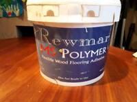 Rewmar MS Polymer floor adhesive